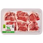 Countdown Lamb Chops Loin Medium Tray min order 500g