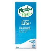 Meadow Fresh Uht Milk Reduced Fat 1l