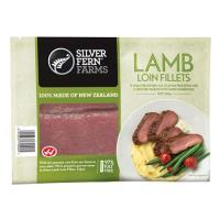 Silver Fern Farms Lamb Fillets Loin 340g