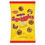Griffins Squiggles Hokey Pokey Bites bag 150g