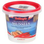 Talley's Talleys Mussels Chilli Marinated pottle 375g