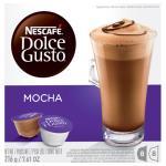 Nescafe Dolce Gusto Coffee Capsules Mocha 16 pk 216g
