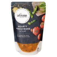 Artisano Fresh Soup Minestrone pouch 500g