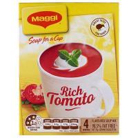 Maggi Soup For A Cup Instant Soup Rich Tomato 78g 4 serve