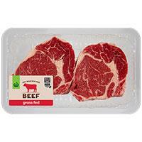 Countdown Angus Beef Scotch Fillet Steak Med Tray min order 450g per 1kg