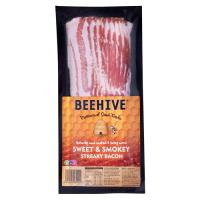Beehive Streaky Bacon Sweet & Smokey 250g