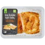 Countdown New Zealand Fish Fillets Hoki In Lemongrass Glaze thawed