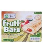 Select Fruit Bars Custard & Apple 225g (37.5g x 6pk)