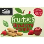 Tasti Fruitsies Fruit Filled Bar Strawberry Vanilla 200g