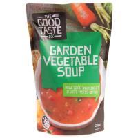 The Good Taste Co. pany Fresh Soup Garden Vegetable pouch 600g