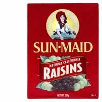 Sun-Maid Raisins 250g