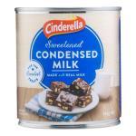 Cinderella Condensed Milk Sweetened 395g