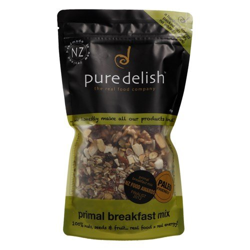 Pure Delish Muesli Primal Breakfast Mix 400g