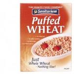 Sanitarium Cereal Puffed Wheat 215g