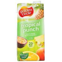 Golden Circle Fruit Drink Tropical Punch 1l
