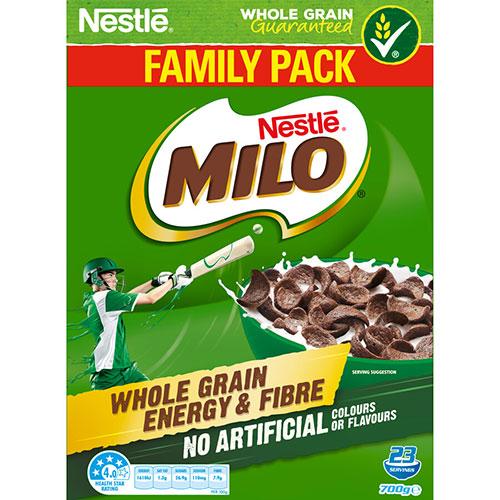 Nestle Milo Cereal 700g