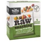 Tasti Raw Snacking Snack Mix Berry & Nut 5pk