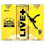 Live Plus Persist Energy Drink 1500ml (250ml x 6pk)