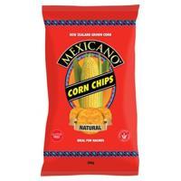 Mexicano Corn Chips Natural 300g