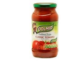 Dolmio Traditional Recipe Pasta Sauce Classic Tomato jar 500g