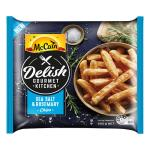 McCain Delish Gourmet Kitchen Fries Sea Salt & Rosemary 600g
