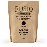Robert Harris Fusio Instant Coffee Freeze Dried refill 90g