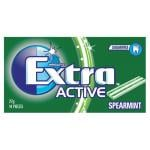 Wrigley's Extra Active Chewing Gum Spearmint 14pc 27g