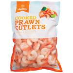 Sea Cuisine Prawns Cooked Cutlets frozen 1kg