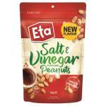 Eta Peanuts Salt & Vinegar 150g