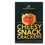 Signature Range Crackers Cheese 250g