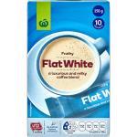 Countdown Coffee Mix Flat White box 10 stick sachets