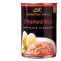Signature Range Creamed Rice Chocolate 97% Fat Free 420g