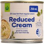 Countdown Reduced Cream 250ml