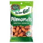 Mother Earth Batch Roasted Almonds Roasted Unsalted 50g