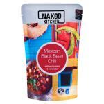Naked Kitchen Fresh Soup Mexican Black Bean Chilli 500g