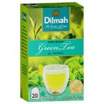 Dilmah Pure Ceylon Green Tea Bags All Natural 20pk