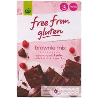 Free From Gluten Chocolate Brownie 400g
