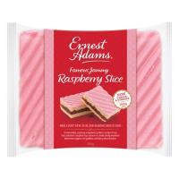 Ernest Adams Slices Raspberry 350g
