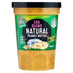 Mother Earth Peanut Butter Lsa Blend 380g