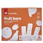 Essentials Fruit Bars Assorted 25pk