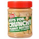 Eta Peanut Butter Crunchy jar 375g