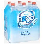 H2Go Pure Water Still 9000ml (1500ml x 6pk)