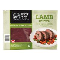 Silver Fern Farms Lamb Rump 400g