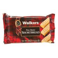 Walkers Shortbread Pure Butter Fingers Cello 160g