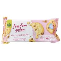 Free From Gluten Biscuits Chocolate Chip 160g