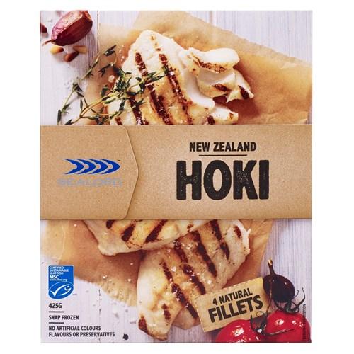 Sealord Simply Natural Fish Fillets Hoki 425g