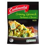 Continental Pasta & Sauce Pasta Dish Crmy Spinach Parmesan & Bacon 91g