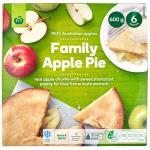 Countdown Fruit Pie Family Apple 600g