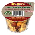 Gonutz Cashews & Fruit Combo tub 50g