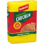 Fantastic 2 Minute Instant Noodles Multi Pack Chicken 850g (85g x 10pk)